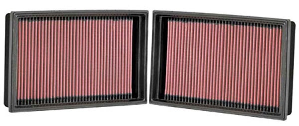 K&N Filter 33-2410: K&N Air Filter For Bmw 750 / 760 Series 4.8l-v8 / 6.0l-v12; 07-08 (2)