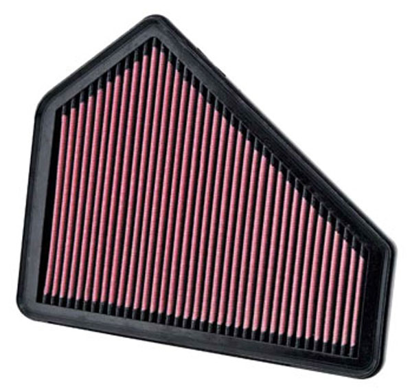 K&N Filter 33-2411: K&N Air Filter For Cadillac Cts / cts-v 3.6l-v6; 2008