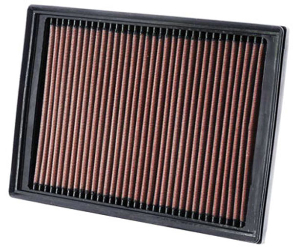 K&N Filter 33-2414 | K&N Air Filter For Land Rover Lr2 3.2l; 2008