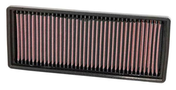 K&N Filter 33-2417   K&N Air Filter For Smart Fortwo 1.0L; 2007-2011