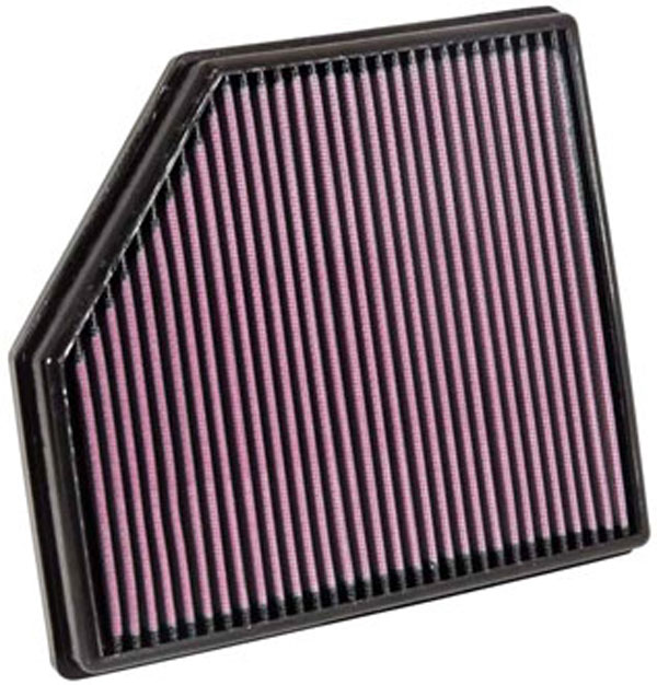 K&N Filter 33-2418: K&N Air Filter For Volvo S80 3.2l L6; 2008