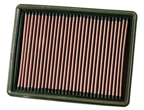 K&N Filter 33-2420: K&N Air Filter For Jeep Grand Cherokee 3.0l Dsl; 2008