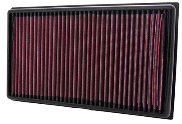 K&N Filter 33-2424 | K&N Air Filter For Mazda 6 2.5L; 2009-2011