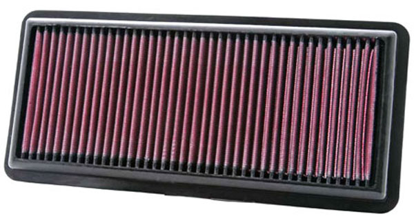 K&N Filter 33-2425   K&N Air Filter For Acura RL 3.7L V6; 2009-2011