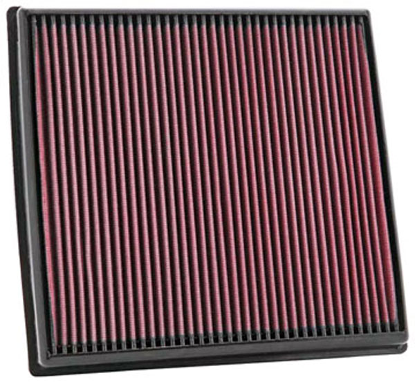 K&N Filter 33-2428: K&N Air Filter For Bmw X6 3.0l; 08-09