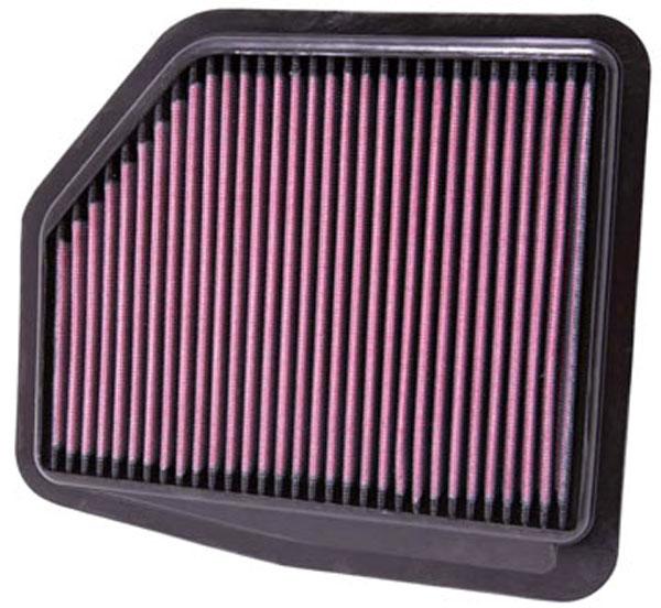 K&N Filter 33-2429 | K&N Air Filter For Suzuki Grand Vitara 2.4L; 2009-2011
