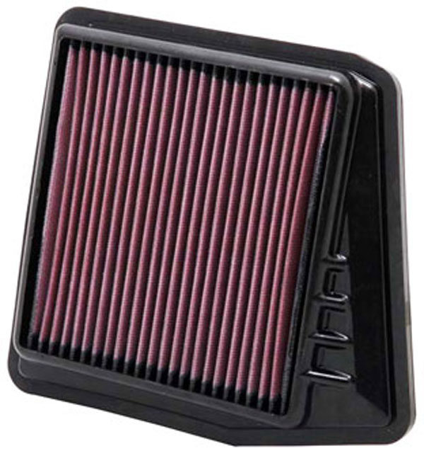 K&N Filter 33-2430: K&N Air Filter For Acura Tsx 2.4l-l4; 2009-2010