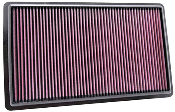 K&N Filter 33-2432: K&N Air Filter For Dodge Viper Srt-10 8.4l V10; 2008