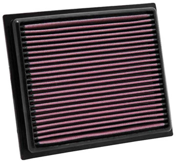 K&N Filter 33-2435: K&N Air Filter For Toyota Prius 1.8l L4; 2010