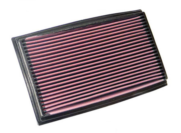 K&N Filter 33-2513 | K&N Air Filter For Mercedes 190e L4-2.3L; 1984-1993