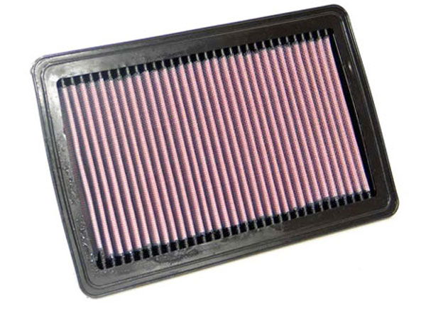 K&N Filter (33-2525) K&N Air Filter For Fiat Uno 1.3 / 1.4 Turbo