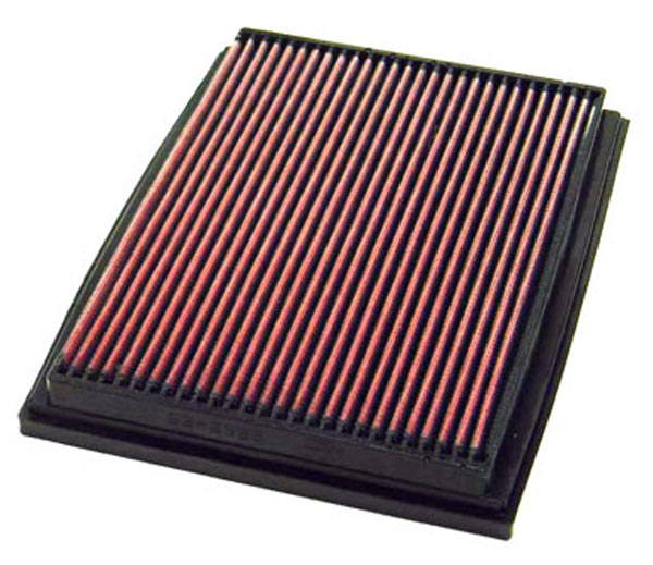 K&N Filter 33-2526: K&N Air Filter For Volvo 740 2.3l; 1985-1992