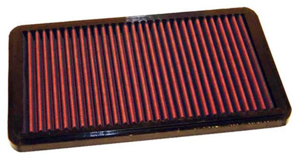 K&N Filter 33-2530   K&N Air Filter For Porsche 911 / 930 3.0 / 3.5l Turbo