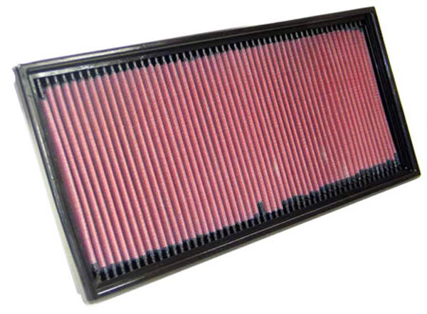 K&N Filter 33-2549: K&N Air Filter For Mercedes 190 Series W / 2.5l Diesel W201 W / o Egr Valve (uk)