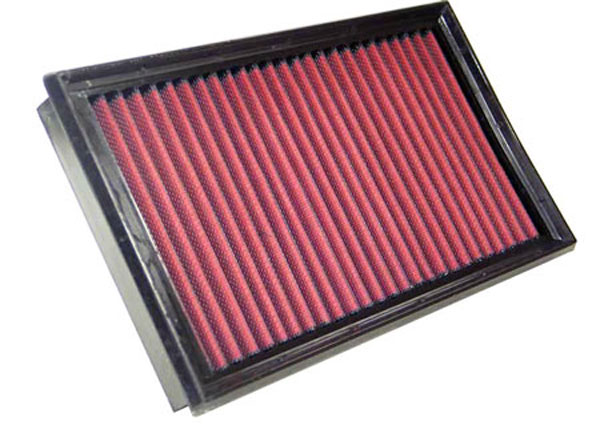 K&N Filter 33-2561: K&N Air Filter For Mercedes Benz 190d