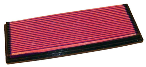 K&N Filter 33-2573 | K&N Air Filter For Bmw 89-93 535 / 89 635 / 88-96 735