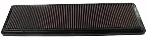 K&N Filter 33-2591   K&N Air Filter For Porsche 928; 1977-1995
