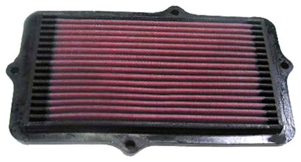 K&N Filter 33-2613 | K&N Air Filter For Honda Accord L4 1990-93