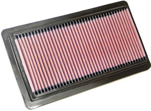 K&N Filter 33-2632 | K&N Air Filter For Fiat Uno Turbo 1370-cc; 1989-2000