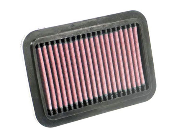 K&N Filter 33-2633 | K&N Air Filter For Daihatsu Mira Turbo 660cc; 1994-1994