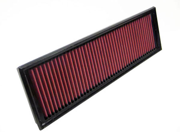 K&N Filter 33-2640 | K&N Air Filter For Porsche 944 S L4-2.5L 16v; 1986-1988