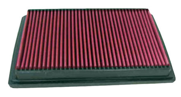 K&N Filter 33-2649: K&N Air Filter For Seat Ibiza 93-on / Toledo 91-on