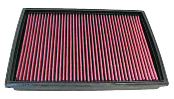 K&N Filter 33-2653-2: K&N Air Filter For Vaux / opel Astra (knecht Air Box)