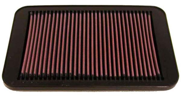 K&N Filter 33-2672   K&N Air Filter For Toyota Corolla 1.6/1.8L / /geo Prizm 1.6/1.8L; 1992-2002