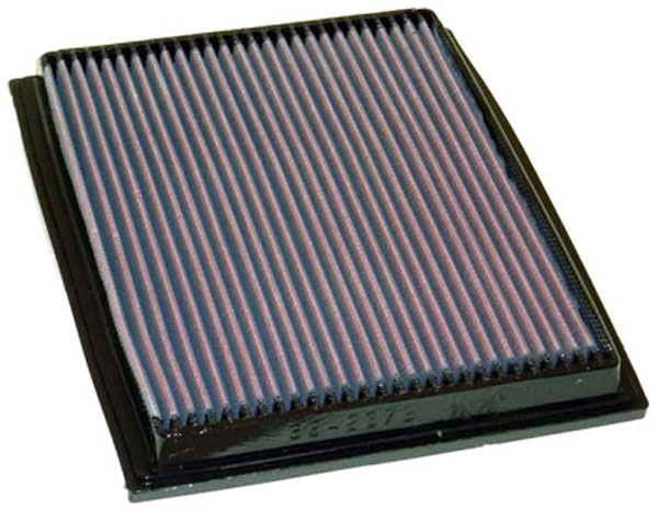 K&N Filter 33-2675 | K&N Air Filter For Bmw 530 / 540 / 730 / 740 V8; 1987-2001