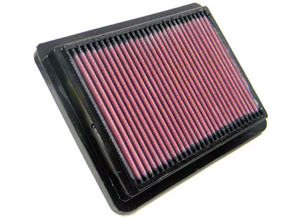 K&N Filter 33-2679: K&N Air Filter For Hyundai Scoupe 1.5l-i4; 1992-95