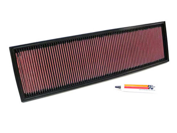 K&N Filter 33-2706: K&N Air Filter For Bmw 325 2.5l-i6 Turbo-diesel; 1992