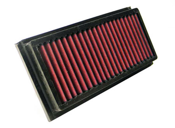 K&N Filter 33-2727 | K&N Air Filter For Fiat Tipo 1.6 O.e#7712505 O.e Size 257x123x42 Dansk; 1993-1999