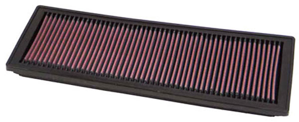 K&N Filter 33-2730: K&N Air Filter For Fiat Punto 90 1.6i Non-usa