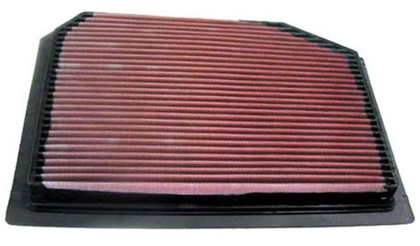 K&N Filter 33-2731 | K&N Air Filter For Porsche 911; 1995-1998