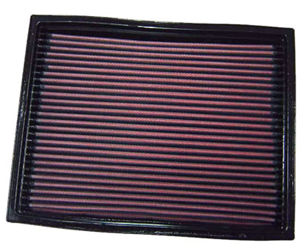 K&N Filter 33-2737: K&N Air Filter For Land Rover Discovery V8-3.9l