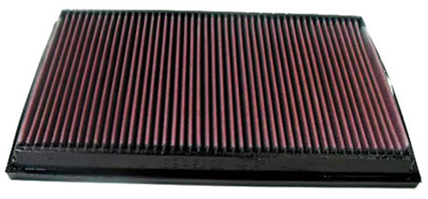 K&N Filter (33-2750) K&N Air Filter For Vaux / opel Vectra B #90 499 582