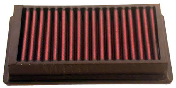 K&N Filter 33-2758: K&N Air Filter For Renault Laguna O.e#7701040285 O.e Size 207x139