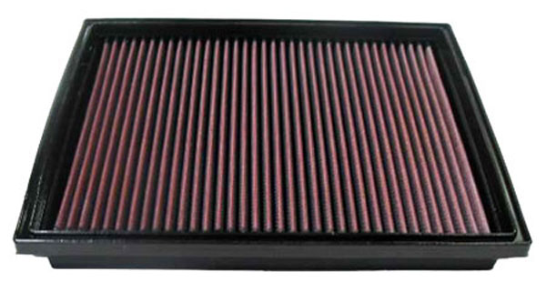 K&N Filter 33-2759 | K&N Air Filter For Volkswagen Transporter T4 2.5td; 1995-2003