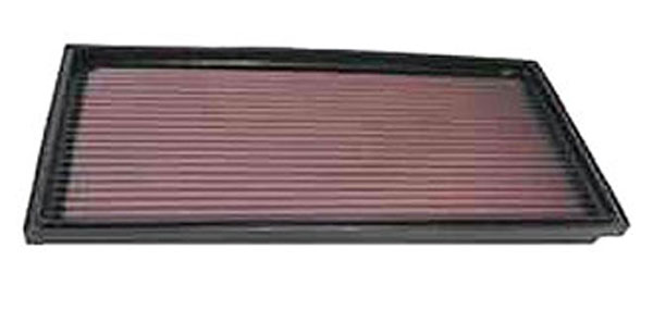 K&N Filter 33-2763: K&N Air Filter For Volvo S40 / v40 1.8 & 2.0 (non-us)