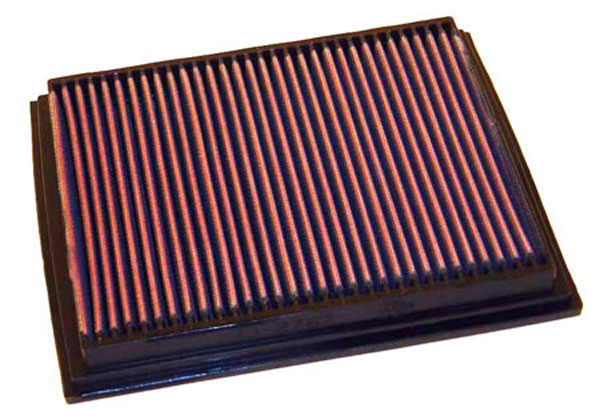 K&N Filter 33-2767 | K&N Air Filter For Mercedes Slk 200 (uk) / Slk 230 2.3L I4 Kompresor (us); 1996-2004