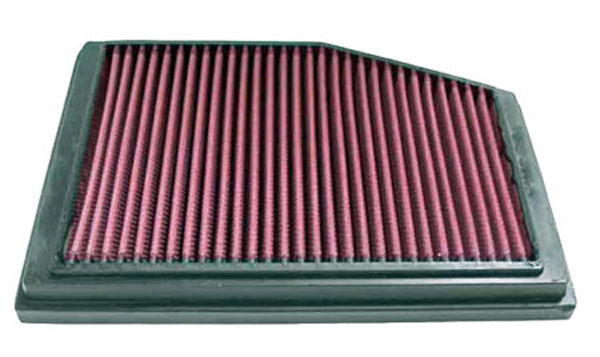 K&N Filter 33-2773 | K&N Air Filter For Porsche Boxster 2.5L H6 / 2.7/3.2L H6; 1996-2004