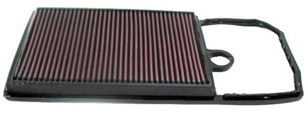 K&N Filter 33-2774: K&N Air Filter For Volkswagen Polo 1.4i 16v / 1997