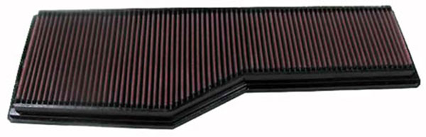 K&N Filter 33-2786: K&N Air Filter For Porsche 911 3.4l; 1998-2000