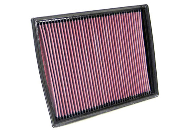 K&N Filter 33-2787: K&N Air Filter For Vaux / opel Astra 1.6i / 1.8i / 2.0i