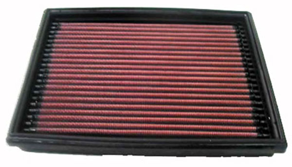 K&N Filter 33-2813 | K&N Air Filter For Peugeot 206 Petrol And Diesel Models; 1998-2008