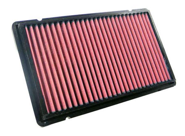K&N Filter 33-2816   K&N Air Filter For Ferrari T355 V8 3.5 Ltr.; 1988-2004