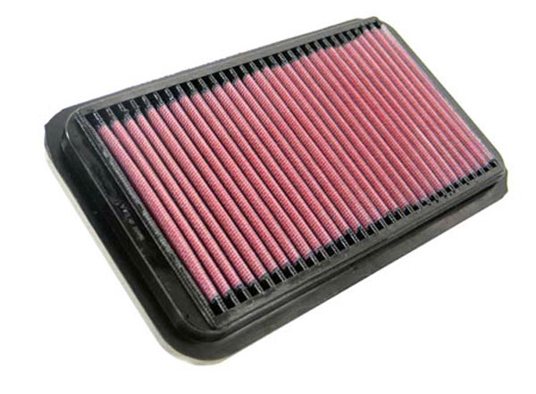 K&N Filter 33-2826 | K&N Air Filter For Suzuki Wagon R 1.2l; 1998-2010