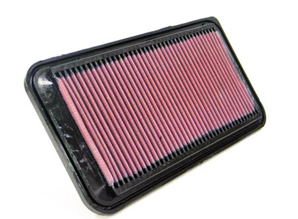 K&N Filter 33-2835: K&N Air Filter For Toyota Corolla Hatchback Cde120 2.0l-i4 Dsl; 2002