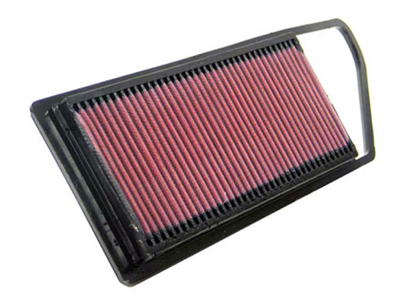 K&N Filter 33-2840 | K&N Air Filter For Peugeot 206 / 307 1.4L-i4 Hdi; 2001-2011