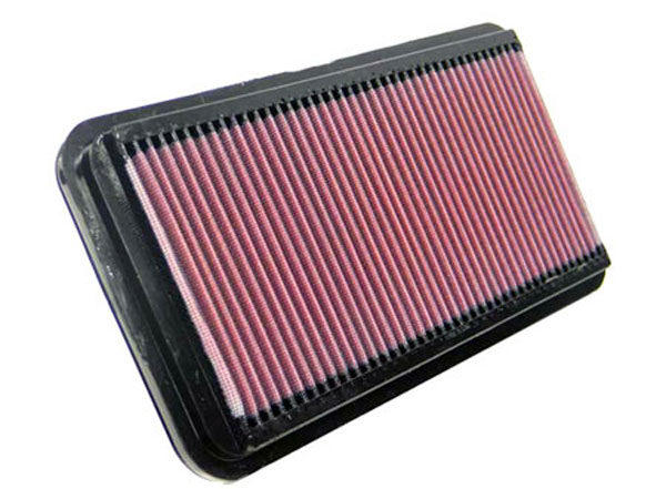 K&N Filter 33-2843: K&N Air Filter For Toyota Rav4 2.0l-i4(dsl); 2000